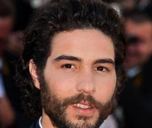 Tahar Rahim présente Le Passé au festival de Cannes 2013