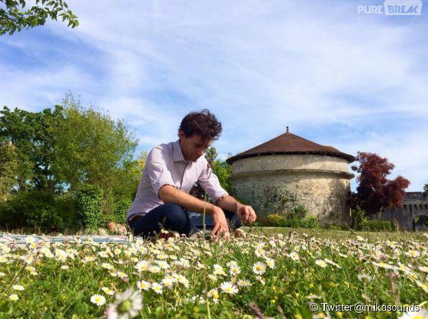 Mika tonton : séjour express à Londres avant la finale de The Voice