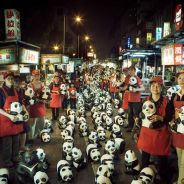 [PHOTOS] Des centaines de pandas réunis dans les plus grandes villes du monde