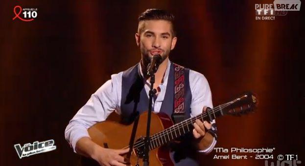 The Voice 3 : Kendji Girac ne se voyait pas gagnant