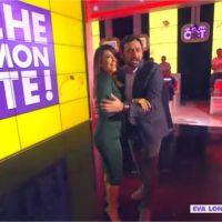 Eva Longoria : salsa avec Cyril Hanouna et boxe avec Jean-Michel Maire dans TPMP