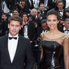 Marine Lorphelin et Bastian Baker : duo complice au Festival de Cannes 2014