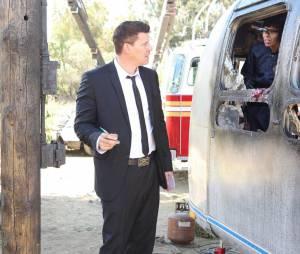 Bones saison 9 : avenir mortel pour Booth ?