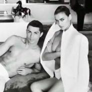 Cristiano Ronaldo nu et Irina Shayk topless : la vidéo de leur shooting sexy