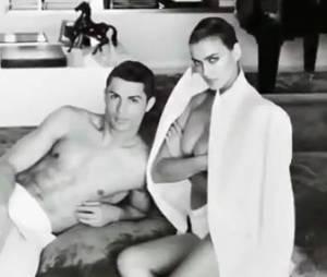 Cristiano Ronaldo et Irina Shayk : vidéo de leur shooting sexy pour Vogue