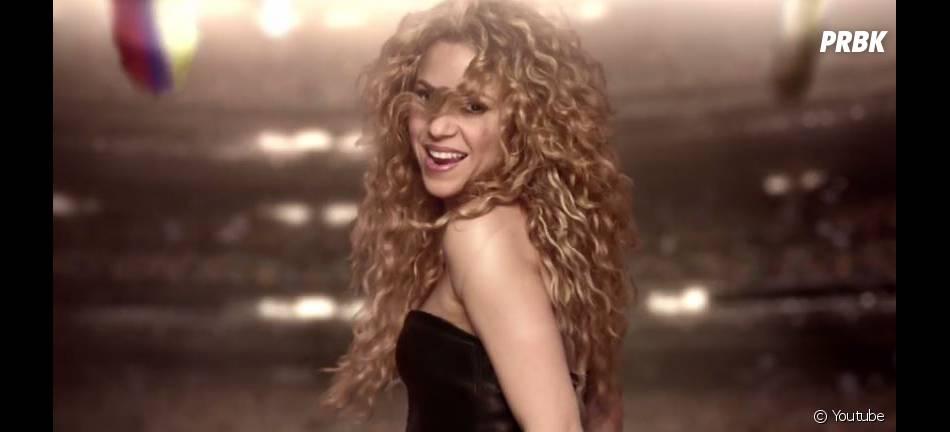Shakira : La La La, le clip du Mondial