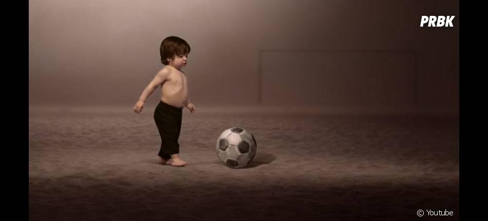 Shakira : La La La, le clip du Mondial avec son fils Milan