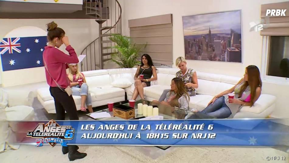 Les Anges 6 : Dania avoue craquer pour Julien Bert