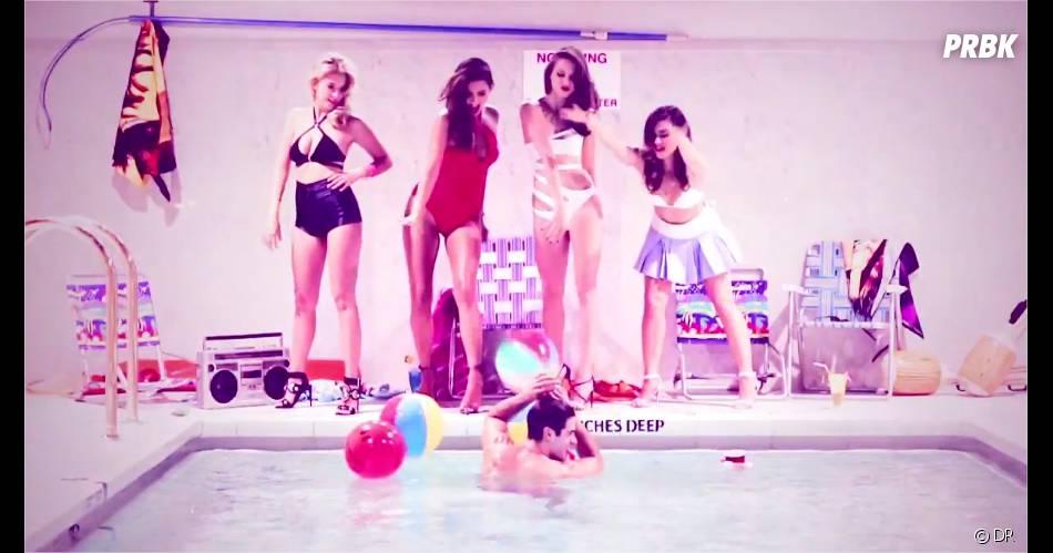 Pretty Little Liars : les actrices lors d'un photoshoot pour GQ