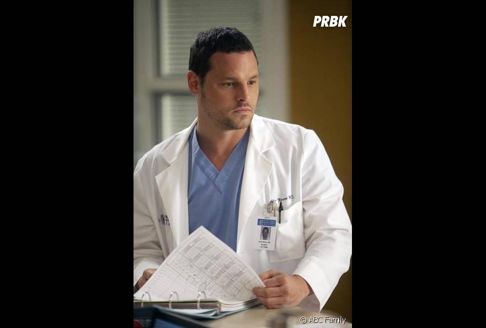 Grey's Anatomy saison 11 : Alex de retour à l'hôpital ?