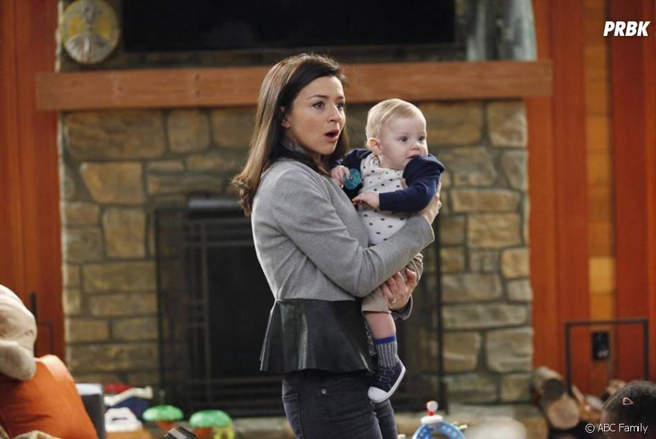 Grey's Anatomy saison 11 : Amelia de retour à plein temps ?