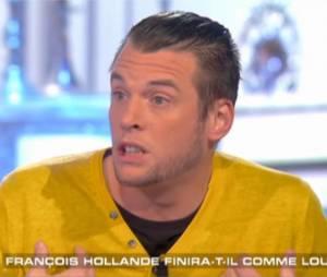 Norbert Tarayre : le cuisinier fait le show dans l'émission Salut les Terriens !