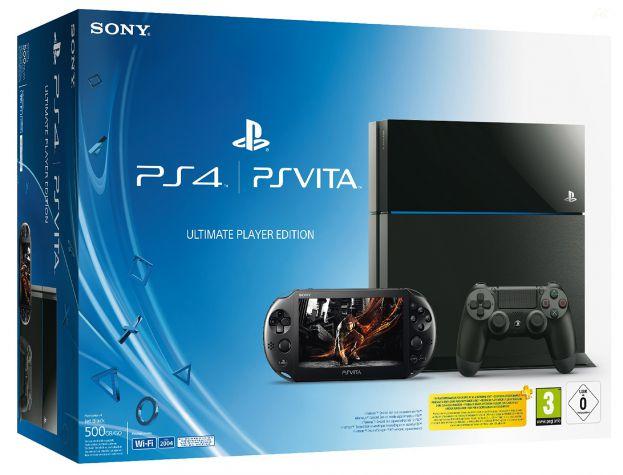 Bundle PS4 et PS Vita : date de sortie et prix
