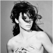 Kendall Jenner topless pour le shooting sexy d'Interview