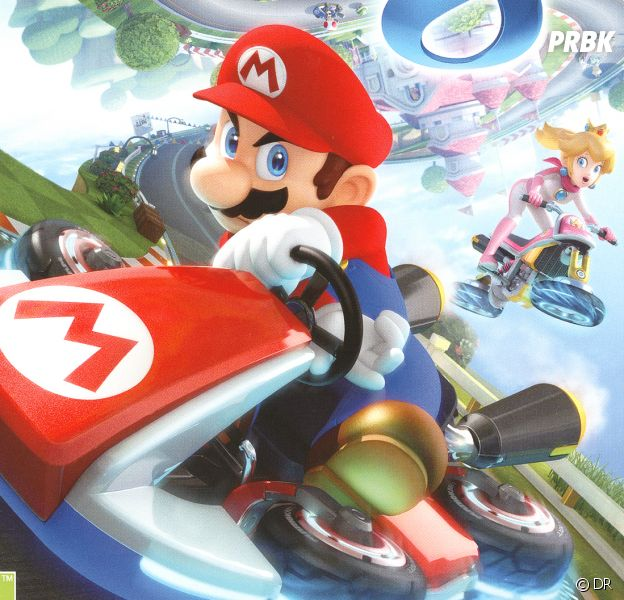 Mario Kart 8 le test sur Wii U