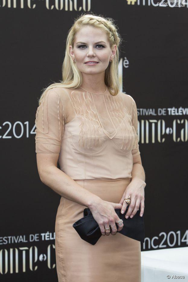 Jennifer Morrison présente au 54ème Festival de télévision de Monte Carlo