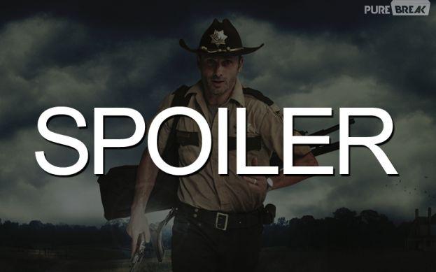 The Walking Dead saison 5 : un personnage enceinte ?