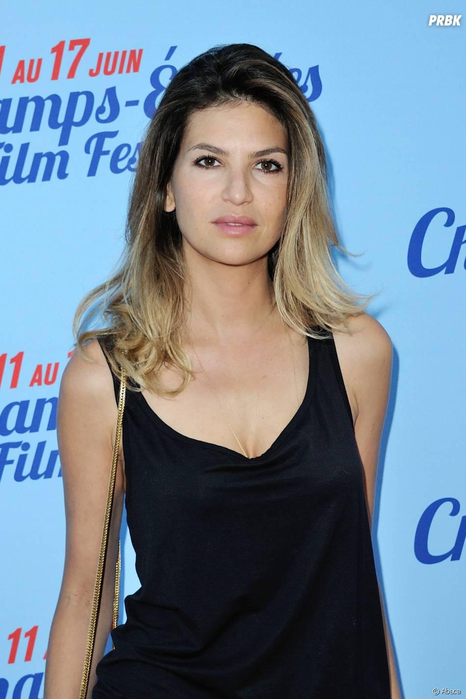Isabelle Funaro à la première de Fast Life, pendant le Festival du film des Champs Elysées, le 11 juin 2014 à Paris