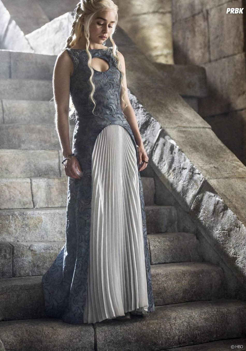 Game of Thrones saison 4 : Daenerys en danger
