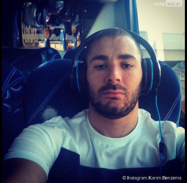 Karim Benzema privé de son casque Beats au Mondial 2014