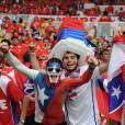 Coupe du Monde 2014 : L'Espagne est éliminée après une défaite contre le Chili, le 18 juin 2014