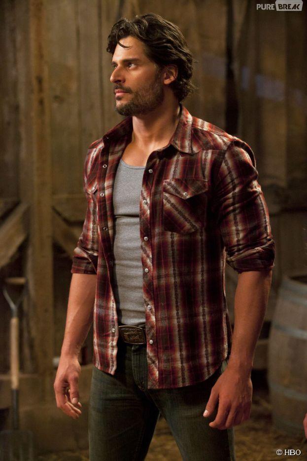 True Blood saison 7 : Alcide, homme au foyer