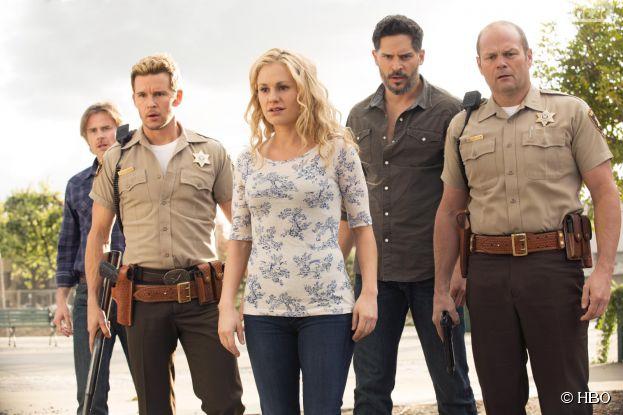True Blood saison 7 : un final émouvant pour les actrices