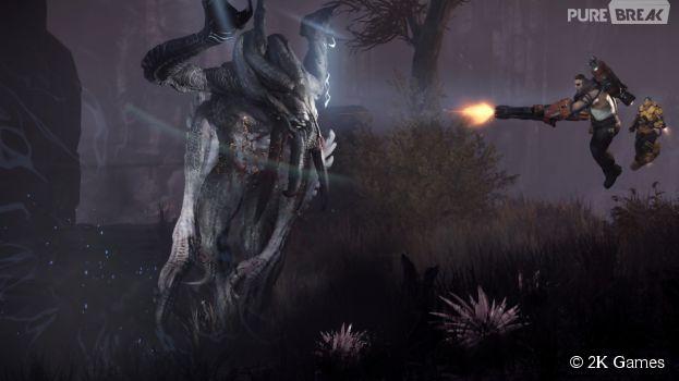 Evolve : le Kraken est l'un des monstres à incarner dans le jeu