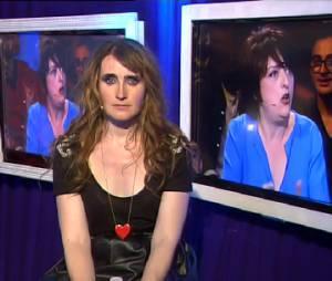 On n'demande qu'à en rire : Sarah Peb en larmes sur France 2, le 1er juillet 2014