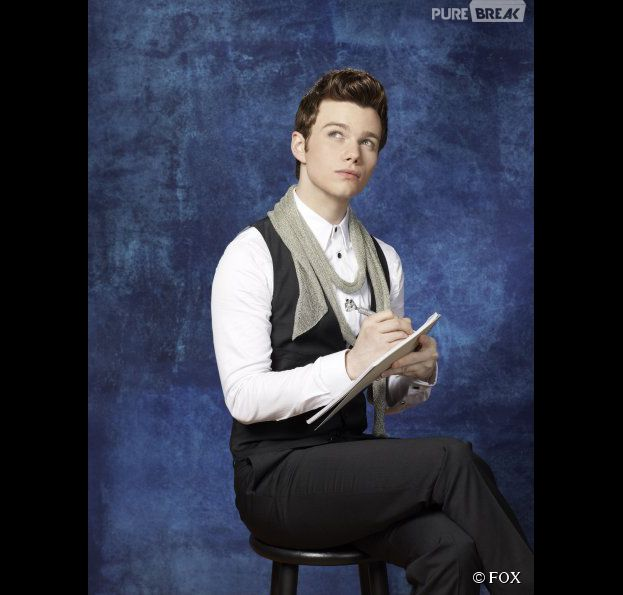 Glee : Chris Colfer sur le départ ?
