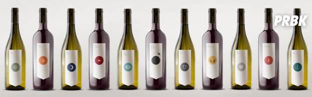 Game of Thrones inspire des vins