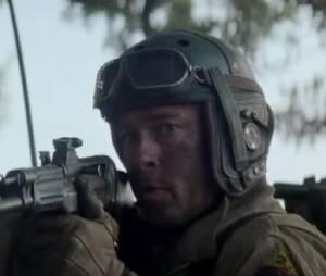 Brad Pitt dans la bande-annonce de Fury
