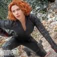 Avengers 2 : Scarlett Johansson sur une photo