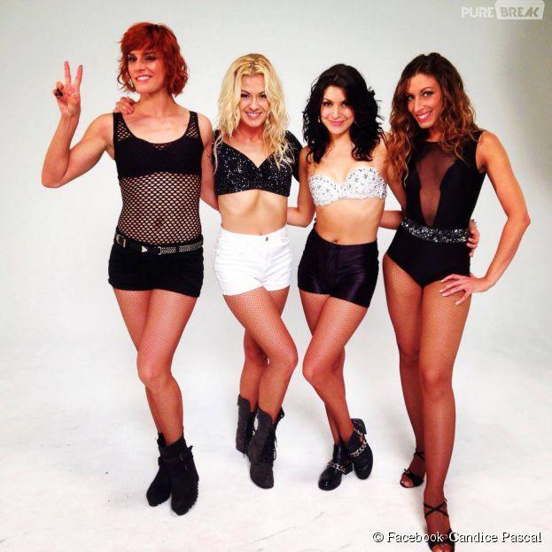 Danse avec les stars 5 : Fauve Hautot, Katrina Patchett, Candice Pascal et Silvia Notargiacomo sexy sur Facebook