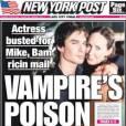 Shannon Richardson : de The Vampire Diaries à la prison