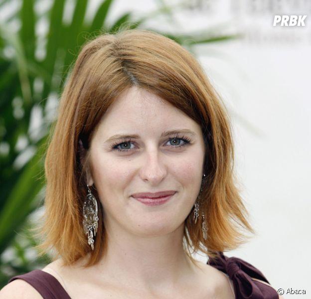 Anne Décis maman d'une petite June