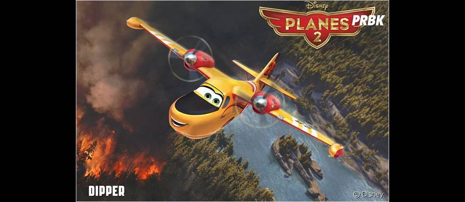 Planes 2 : un film surprenant
