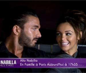 Allo Nabilla : Nabilla Benattia en mode déclaration d'amour