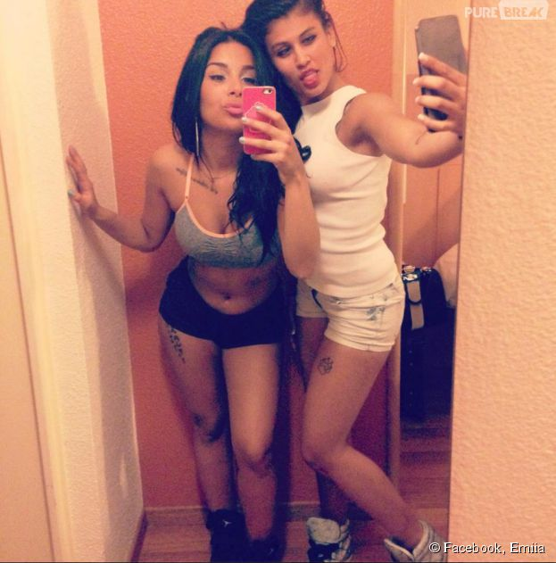 Jessica (Secret Story 8) et Emilia Cheranti anciennes copines