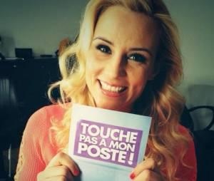 Elodie Gossuin : Touche pas à mon poste, c'est terminé