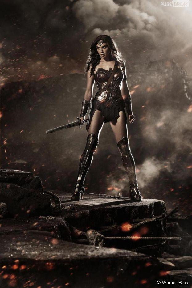 Batman v Superman : Dawn of Justice : première photo de Wonder Woman