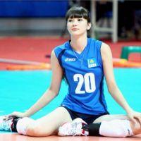 [BUZZ] Trop belle, elle risque de se faire virer de son équipe de volley-ball