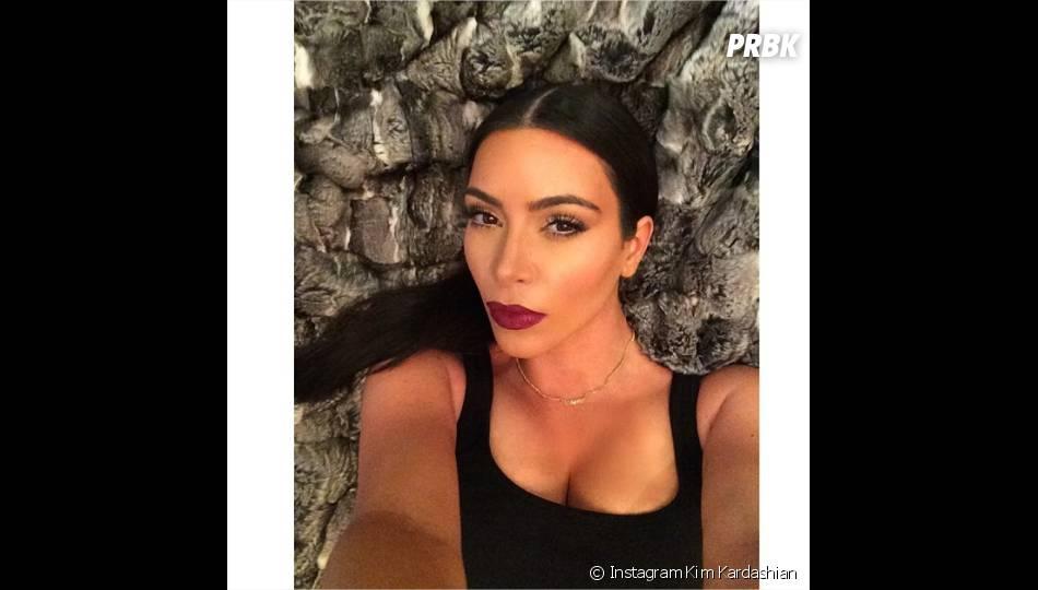 Kim Kardashian soutient sa soeur Kendall Jenner avec un selfie au naturel