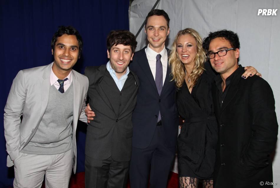 The Big Bang Theory : les acteurs touchent le gros lot avant la saison 8
