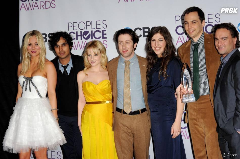 The Big Bang Theory : l'équipe de la série s'en met plein les poches avant la saison 8