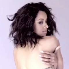 The Vampire Diaries : Kat Graham sexy et topless pour Esquire