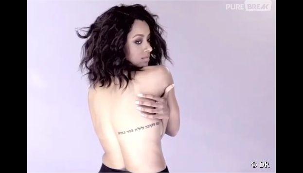 Kat Graham : topless pour Esquire dans une vidéo dévoilée sur Instagram