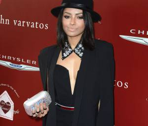 Kat Graham : look garçon manqué sexy en 2014