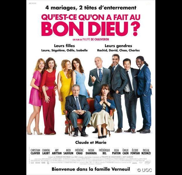 Qu'est-ce qu'on a fait au Bon Dieu ? Déjà 11 millions d'entrées en France et bientôt autant à l'international ?