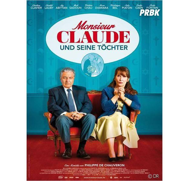 Qu'est ce qu'on a fait au Bon Dieu ? devient Monsieur Claude et ses filles dans les cinémas en Allemagne